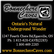 Bonnechere Caves 180x180
